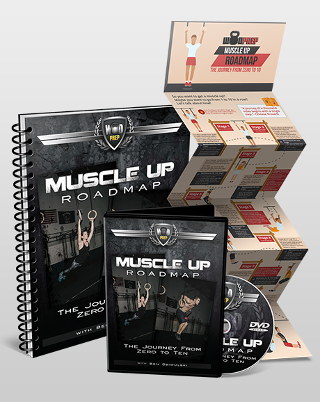 WODPrep Muscle-Up Roadmap